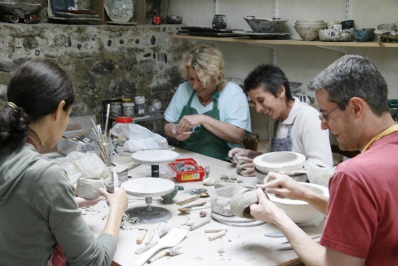 Atelier céramique de chérence