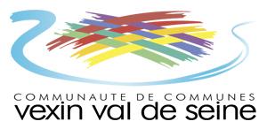 Logo de la communauté de communes Vexin Val de Seine