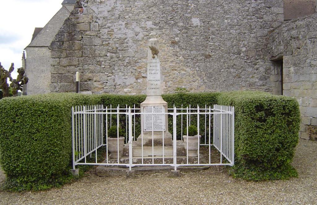 Monument aux Morts de Chérence