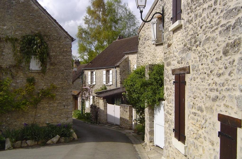 rue de Chérence