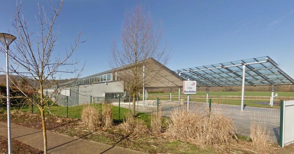 Collège Rosa Bonheur de Bray et Lû