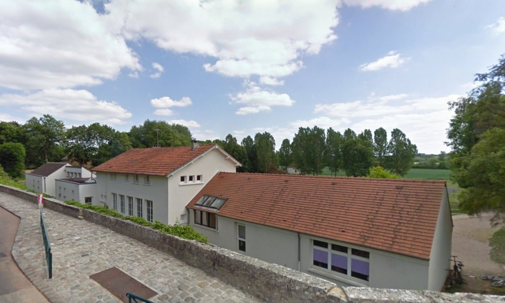 École du Grand Saule à La Roche-Guyon